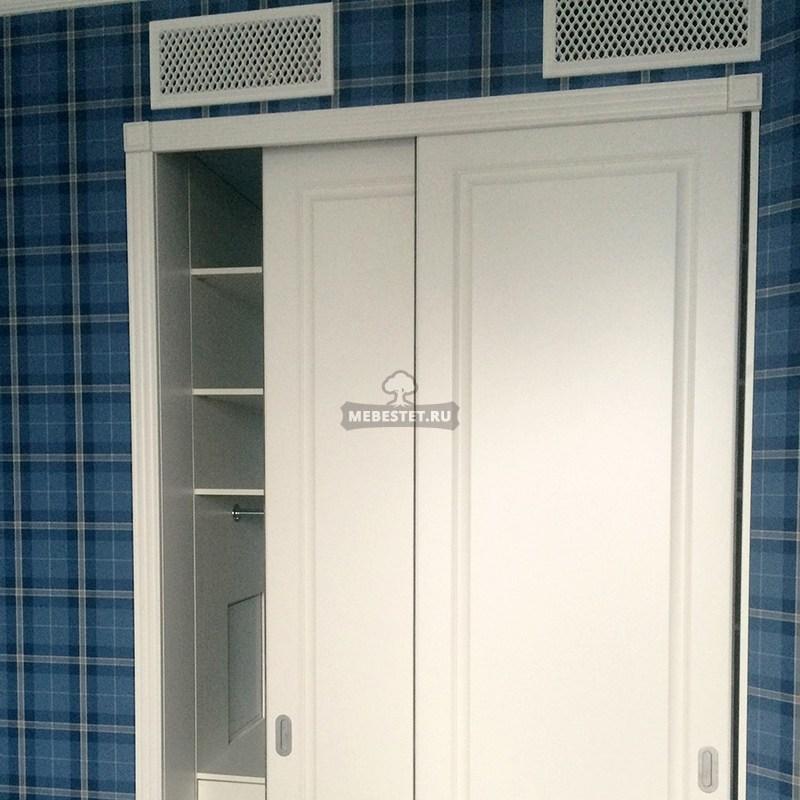 Раздвижные двери из МДФ