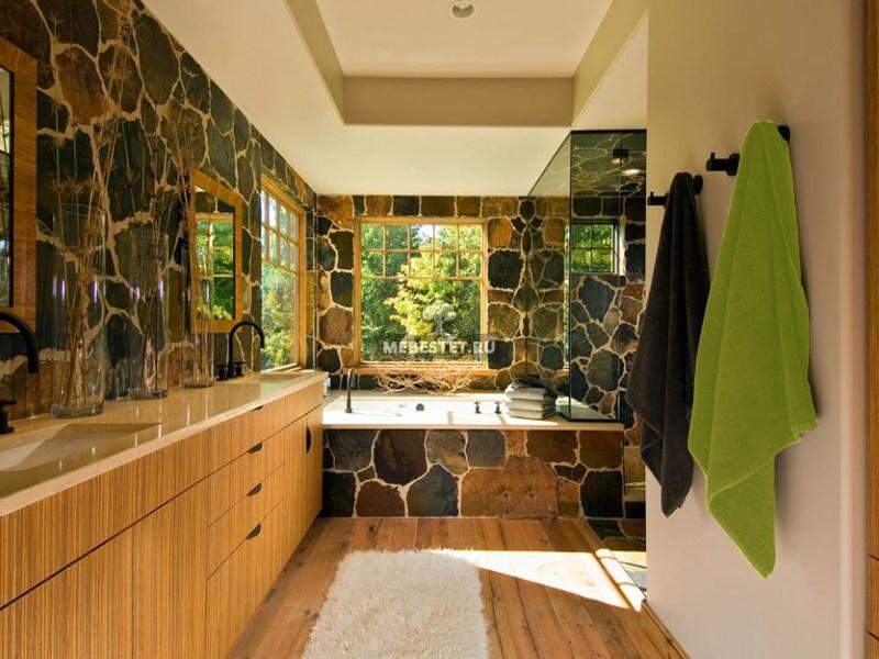 мебель на заказ для ванной комнаты из дерева пустая трата времени и