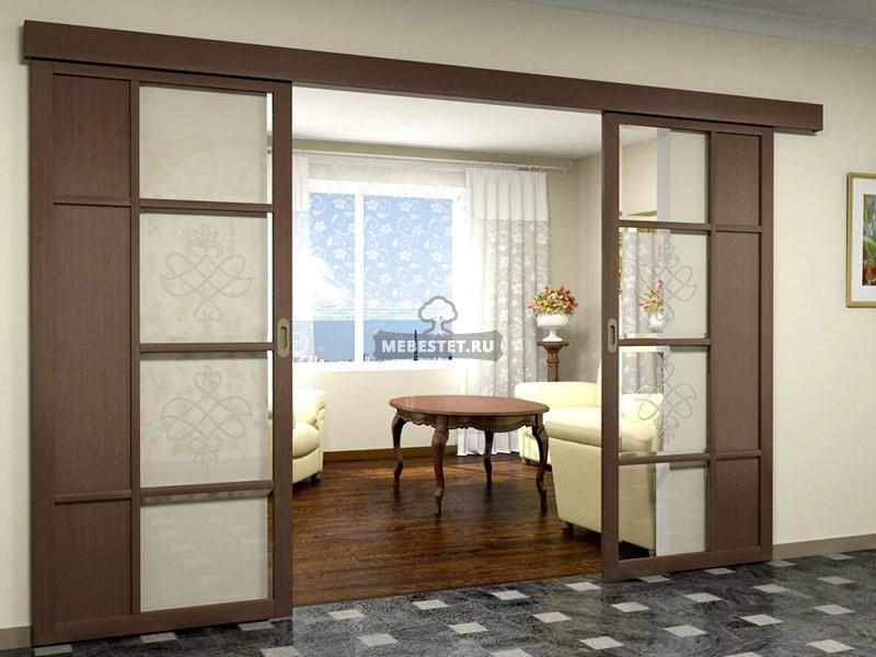 Раздвижные межкомнатные двери  купить в Москве  Склад