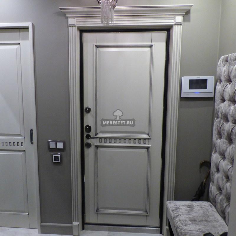 Дверная накладка на входную дверь