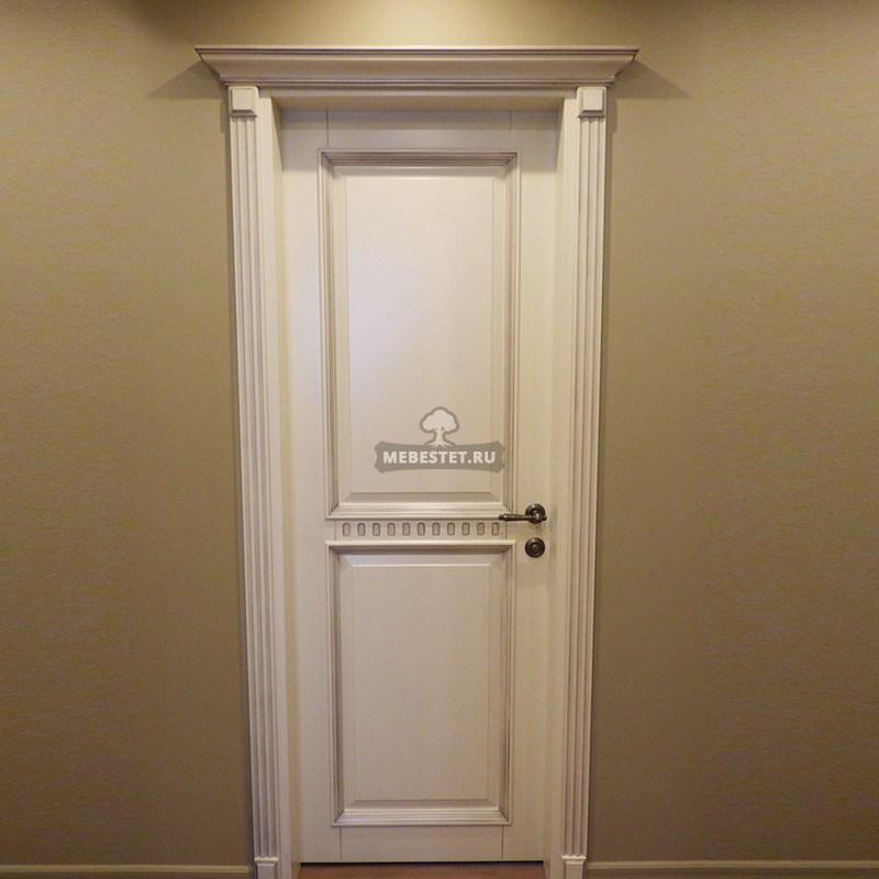 Межкомнатная дверь классическая