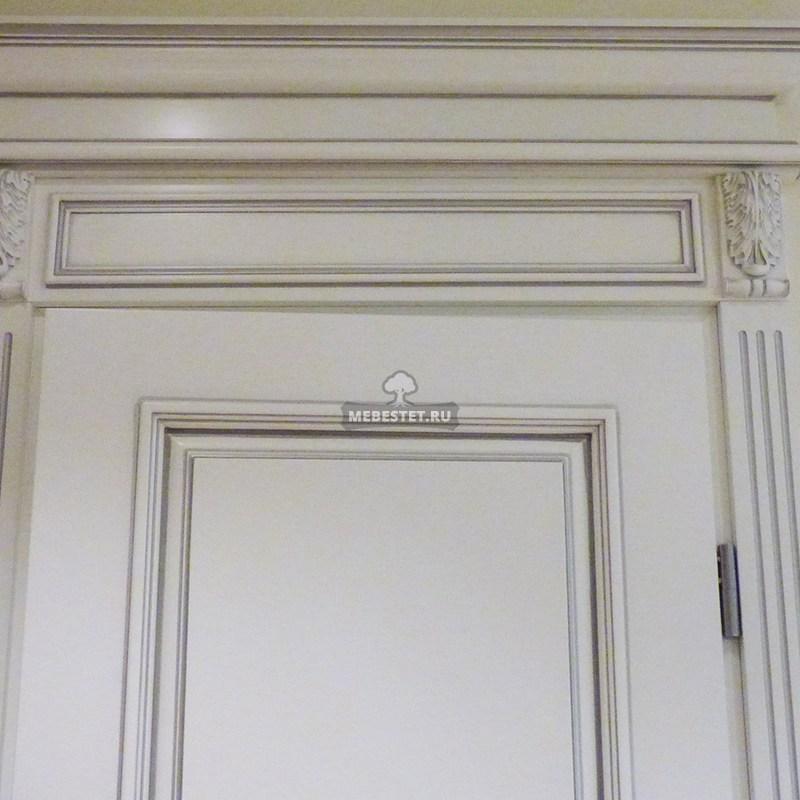 Дверь межкомнатная с короной