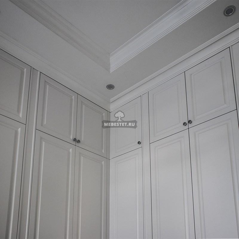Фасады гардеробной комнаты