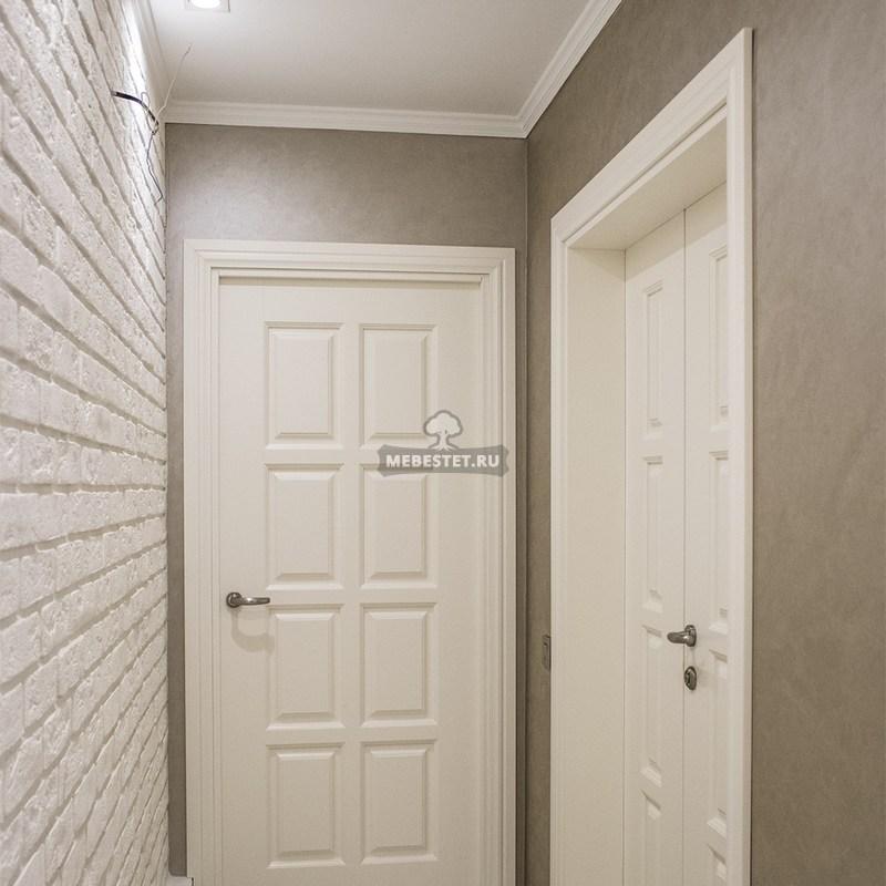 Дверь межкомнатная с филенкой