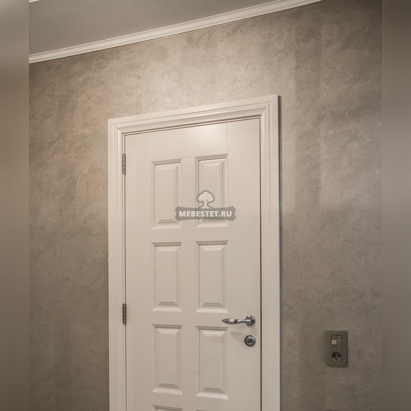 Дверь с филенкой