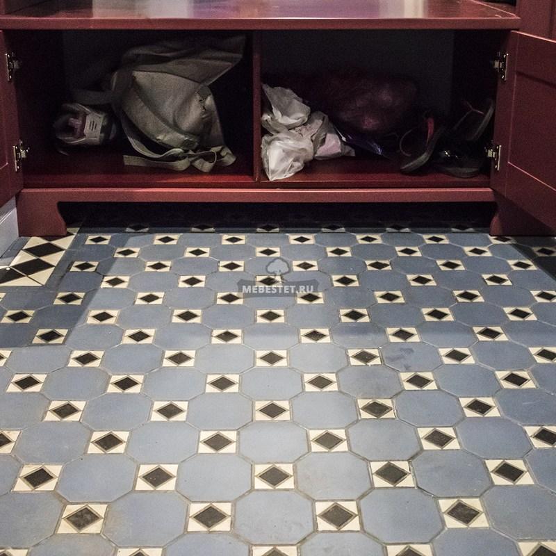 Шкаф-обувница внутреннее наполнение снизу