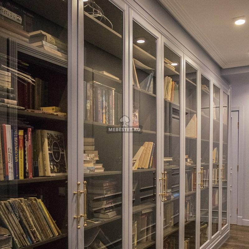 Книжный шкаф из МДФ