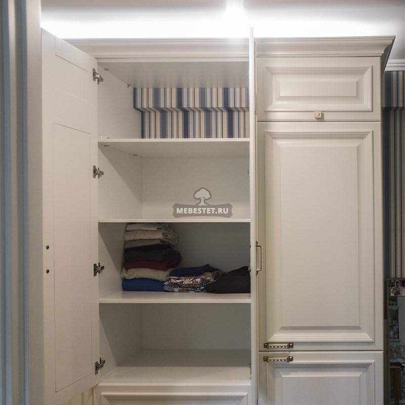 Внутреннее наполнение шкафа