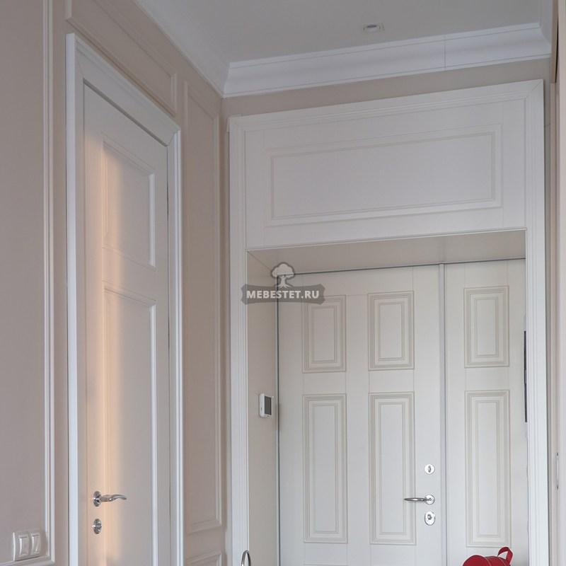 Накладка на входную металлическую дверь