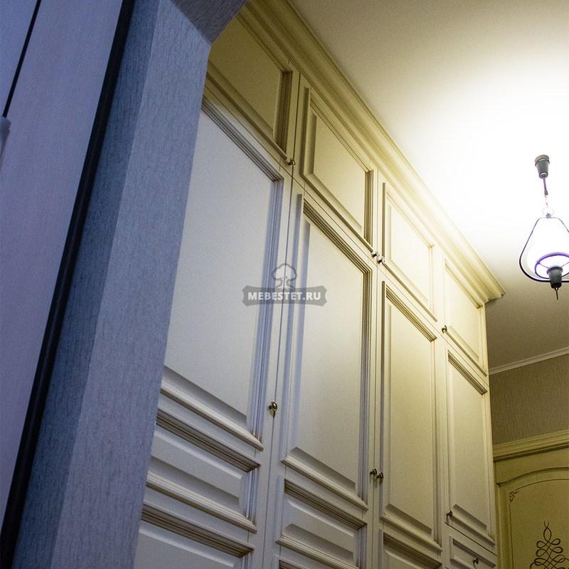 4-х дверный распашной шкаф