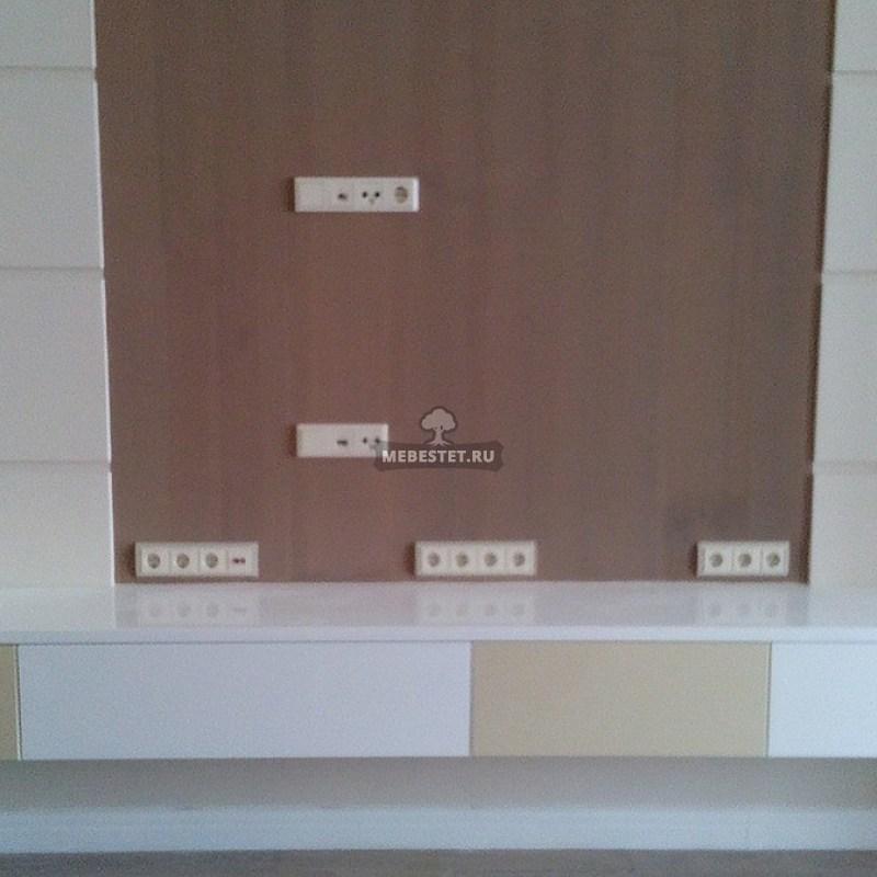 4 выдвижных ящика под ТВ
