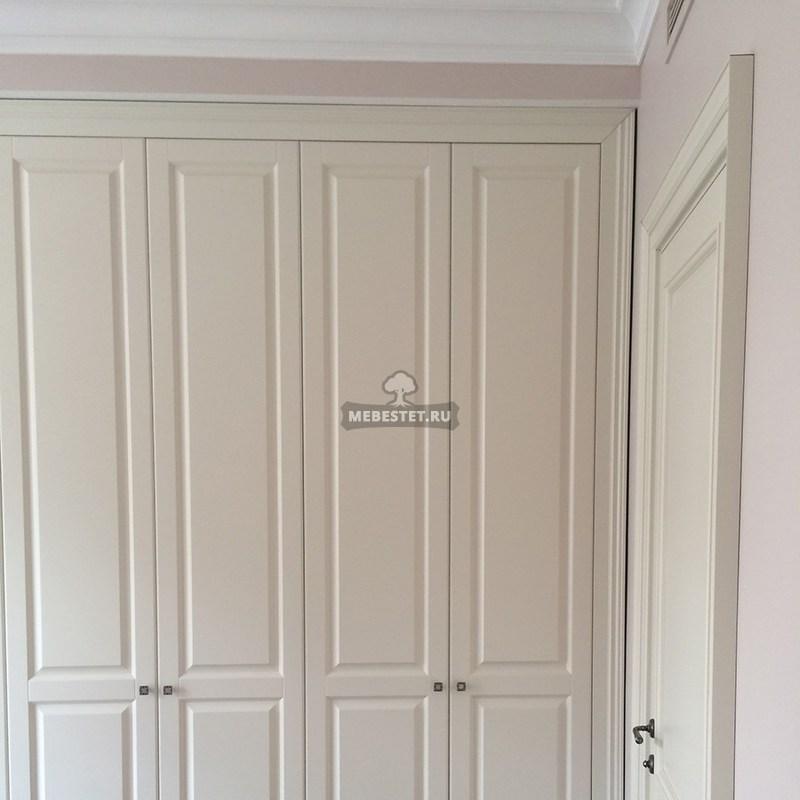 Двери из МДФ с фрезерованной филенкой
