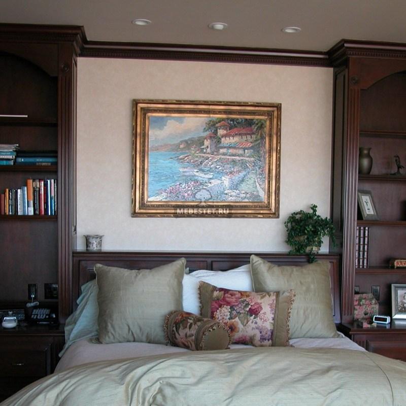 Качественная мебель из массива дуба для спальни