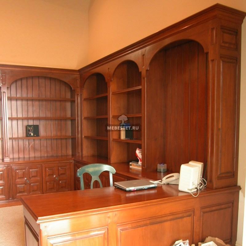 кабинет в стиле арт-деко