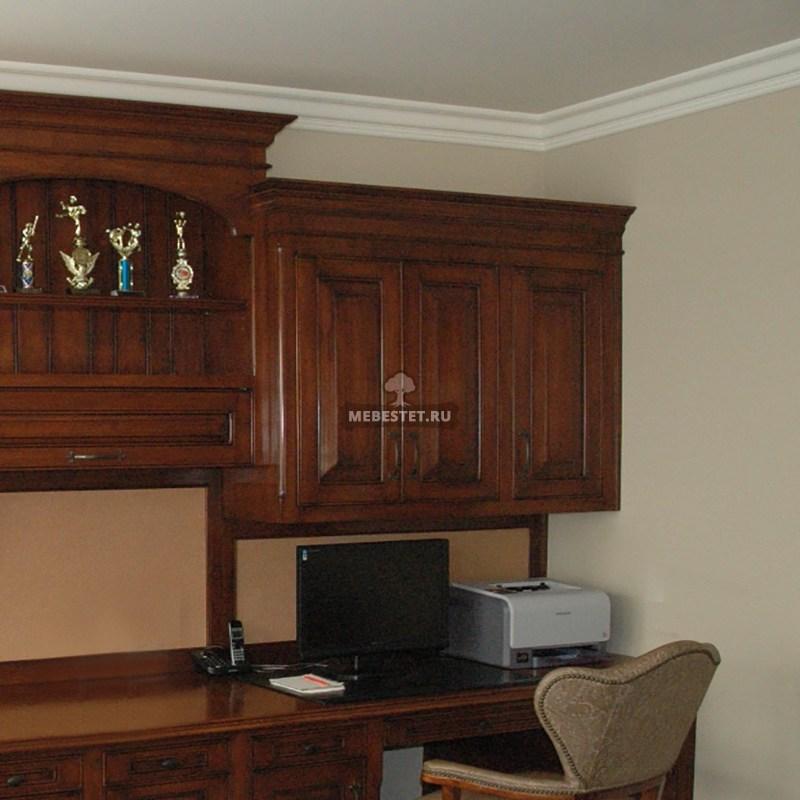 Шкаф в кабинете